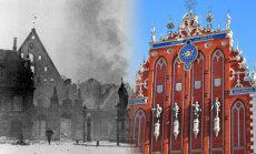 Рижские маршруты: пир длиной в 600 лет – пестрая история Дома Черноголовых