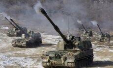 K9 'Thunder': 1000 zirgspēku haubice, ko kāro igauņi