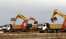 Topošajai Baltkrievijas atomelektrostacijai būs jāveic stresa testi, paziņo EK viceprezidents