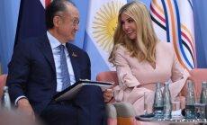 Женский фонд Иванки Трамп поддержали на G20