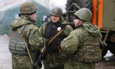 Ukraina neplāno ar spēku atgūt kontroli pār Donbasu, paskaidro ministrs
