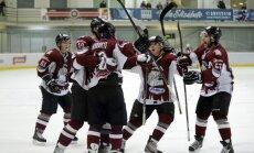 'Rīgas' hokejisti pirmo reizi šosezon izcīna trīs uzvaras pēc kārtas