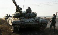 Putinam Ukrainā vajadzēja 'sadauzīt degunu', uzskata bijušais CIP direktors