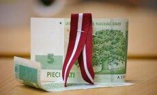 Latvijas banku sektors šogad nopelnījis 90 miljonus latu; kredītos izsniedzis nepilnu miljardu latu