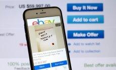 Interneta izsolē par gaisu no Kanjes Vesta koncerta sola 60 100 dolārus