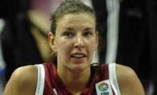 Tamane paziņo par karjeras beigšanu Latvijas sieviešu basketbola izlasē