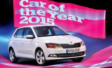 'Škoda Fabia' atzīts par 'What Car?' gada auto