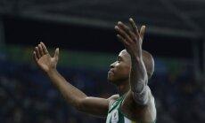 DĀR tāllēcējam Rio 'Radevičas lāsts' - par vienu centimetru zaudēts olimpiskais zelts