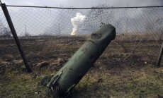 Milzu eksplozija Ukrainā: sākta teritorijas atmīnēšana