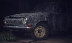 Melnā 'Volga' un Iļģuciema velns: kas biedējis cilvēkus Latvijā