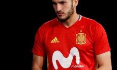 """Spain, Atletico Jorge """"Koke"""""""