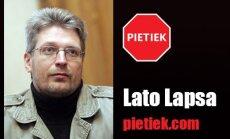 Lato Lapsa: Kas iekšā Sprūdža sarūpētajai dāvaniņai Latvijas valstij