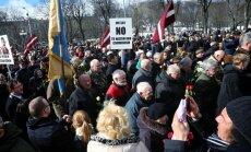 Мурниеце о 16 марта: то, как мы отмечаем исторические события— личное дело Латвии