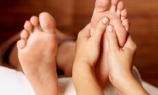 Taizemes masāža – kā pieskārieni pēdām var uzlabot veselību