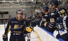 HK 'Kurbads' IIHF Kontinentālā kausa izcīņas trešo kārtu iesāk ar graujošu uzvaru