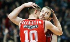Portāls: 'Lietuvos rytas' var zaudēt pašvaldības finansējumu, ja spēlēs Vienotajā basketbola līgā