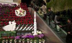 Pentagons: Ziemeļkoreja varētu sasniegt ASV ar kodolieročiem