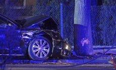 Foto: Polijas premjere cietusi autoavārijā; stāvoklis esot stabils