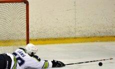 Latvijas čempione hokejā 'Mogo' zaudē arī Kontinentālā kausa trešās kārtas otrajā spēlē