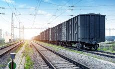 Страны Балтии испытали маршрут контейнерного поезда Amber Train