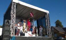 Latvijas ātrumlaivu pilotam Slakterim pirmā vieta pasaules čempionāta posmā Lietuvā