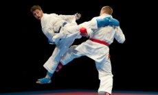 Latvijas karatisti no Budapeštas 'Open' turnīra pārved 12 medaļas