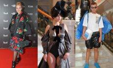Foto: Stila gardēži Rīgas modes nedēļas atklāšanā