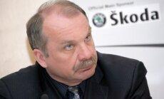 Baldonieks: Latvijas izlasē jautājums par hokejistu ekipējumu ir atrisināts
