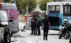 ФОТО, ВИДЕО: В центре Стамбула взорвалась бомба: 11 погибших