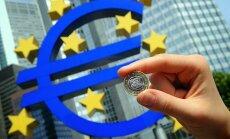 Rietumu politikas eksperti: lielajām valstīm pietiek savu problēmu, Latvijas sapni par eiro nebremzēs