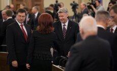 'Vienotība' un RP vienojas par kopīgu startu 12.Saeimas vēlēšanās