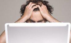 DP: naidīgus komentārus internetā raksta pie ekstrēmistiem nepiederoši jauni vīrieši