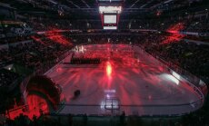 Rīgas 'Dinamo' aizvada pēdējo KHL regulārā čempionāta maču