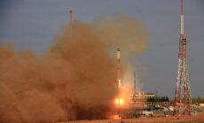 Krievijas kosmosa kravas kuģis izvadīts no orbītas un tā atlūzas iekritušas okeānā