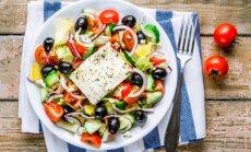 Elementāri, Vatson! jeb Kā nepārcensties, gatavojot grieķu salātus