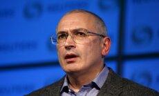 Российский форум в Вильнюсе: среди участников — Ходорковский