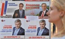 Выборы в Госдуму России: голоса жителей Латвии пойдут в Магадан, Биробиджан и на Сахалин