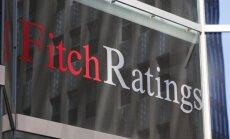 'Fitch Ratings' paaugstina Latvijas kredītreitingu pēc uzaicinājuma iestāties eirozonā