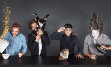 'Carnival Youth' izdod jaunu albumu un izziņo Latvijas koncertturneju