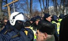 Tiesa atļauj 16.martā 'Apvienībai pret nacismu' izmantot skaņas iekārtas
