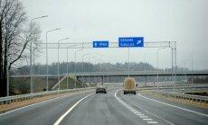 Vidējā braukšanas ātruma kontroles pilotprojektu varētu īstenot uz Kokneses šosejas