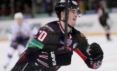 Paziņoti KHL Gagarina kausa izcīņas otrās kārtas labākie spēlētāji