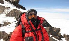 Atrast laiku visam. Olga Kotova – pirmā sieviete no Latvijas, kas uzkāpusi Everestā