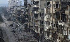 No Sīrijas izvesti pēdējie ķīmiskie ieroči, pavēstījusi kontrolējošā organizācija