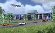Biznesa plāna trūkums un īpašnieka reputācija met aizdomu ēnas pār Tukuma lidostas plāniem
