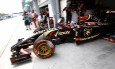 'Lotus' F-1 komanda atrisinājusi finansiālās problēmas