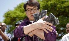 Džekijs Čans, Jackie Chan