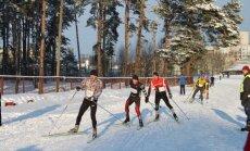 Par Latvijas čempioniem ziemas triatlonā kļūst Andrejevs un Glāzere