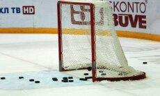 'Rīgas' hokejisti piedzīvo zaudējumu Melnās jūras kausa pirmajā spēlē