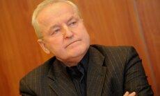 Bijušais ārlietu ministrs Rihards Pīks iestājies partijā 'Latvijas attīstībai'
